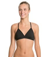 TYR Solids Triangle Tie Back Bikini Top