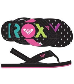 Roxy Teenie Wahine Low Tide Sandal