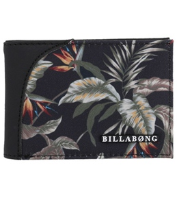 Billabong Men's Longevity Wallet