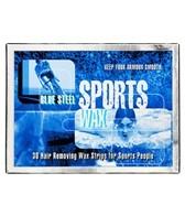 Blue Steel Sports Wax Strips