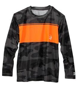 Billabong Boys' Adrift L/S Surf Shirt
