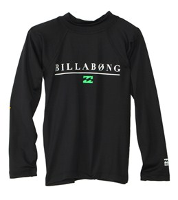 Billabong Boys' All Day L/S Rashguard
