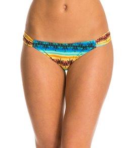 Sofia Cacau Drape Brazilian Bottom