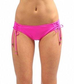 Hobie Palm Beach Lace-Up Hipster Bottom