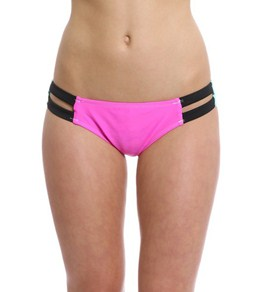 Bikini Lab Color Block Your Body Hipster Bottom