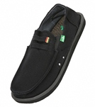 Sanuk Men's Kingston Jute Slip On