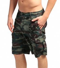 Rusty Men's Hold On Hybrid Short