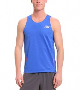 New Balance Men's Boylston Running Singlet