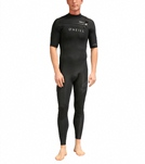 O'Neill Men's 2MM Hyperfreak F.U.Z.E Short Sleeve Fullsuit Wetsuit