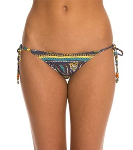 Sofia Agra Tie Side Brazilian Bottom
