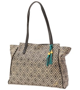Roxy Fine Day Beach Tote
