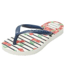 Havaianas Kids' Slim Fashion Flip Flop