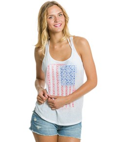Billabong Ikat Flag Tank