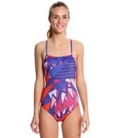 Sporti Spiffiez Wonderland Thin Strap Swimsuit