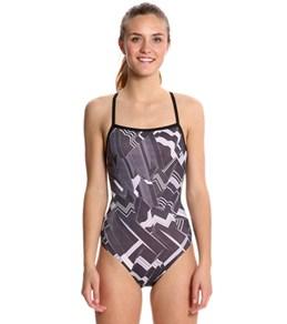 Sporti Spiffiez Ziggy Thin Strap Swimsuit