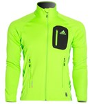Adidas Men's Terrex Cocona Fleece Running Jacket