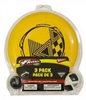 Wham-O Frisbee/HackySack/SuperBall Combo