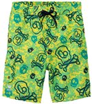 TYR Boys' Crossbone Challenger Swim Trunk (4yrs-18yrs)
