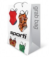 Sporti Youth One Piece Swimsuit Grab Bag