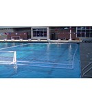 Air Goal Sports Beach Water Polo Course