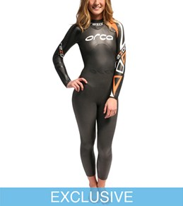 Orca Women's Razor Demo Tri Wetsuit, Size Medium