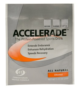 Accelerade Single Serving Packets