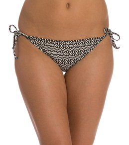 Kenneth Cole Tribal Beat Reversible Tie Side Bottom