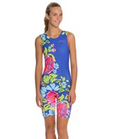 Triflare Women's Race for the Roses Trisuit