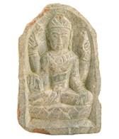 Yak & Yeti Stone Laxmi Statue