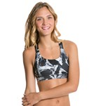 Hurley Dri Fit Compression Bra Bikini Top