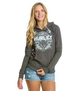 Hurley Fearless Slim Fleece Pullover Hoodie