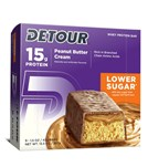 Detour Bars Lower Sugar Protein Bars (Box of 9)