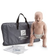 Prestan Professional Infant CPR-AED Training Manikin & Kit