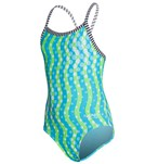 Dolfin Uglies Slashdots Girls One Piece Swimsuit