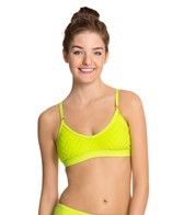 Trina Turk Bora Bora Adjustable Strap Sports Bra
