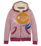 Roxy Girls' Moon Bay Zip Fron Hoodie (8-16)