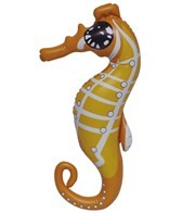 Jet Creations Inflatable Seahorse Pool Toy