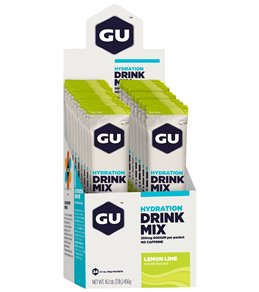 GU Brew Electrolyte - Stick Pack (24 Pack)