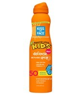Kiss My Face SPF 50 Kids Defense Air Powered Suncreen Spray
