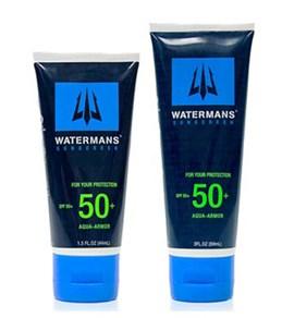Watermans Aqua Armor SPF 50 Lotion 1.5 oz