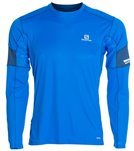 Salomon Men's Agile Longsleeve Running Tee