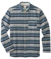 Quiksilver Men's Big Bury Long Sleeve Shirt