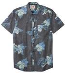 Quiksilver Men's Jawfish Short Sleeve Shirt
