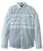 Volcom Men's Strands Long Sleeve Shirt