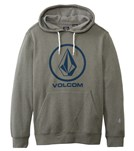Volcom Men's Single Long Sleeve Pullover Hoodie