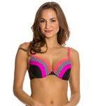 Maidenform Beach Little Star Underwire Bra Bikini Top