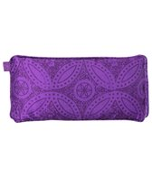 Gaiam Eye Pillow Purple Batik