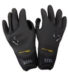 Xcel 3MM Drylock TDC 5 Finger Glove