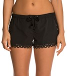 Seafolly Women's Bella Scallop Trim Boardshort