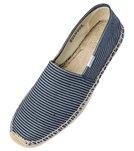Soludos Men's Original Classic Denim Stripe